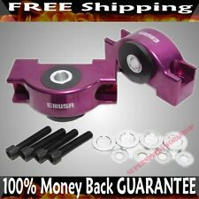 PURPLE Engine Torque Damper Kits for 1992-2000 Honda Civic EK EG 93-97 Integra
