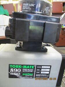 Tork-mate 890-1000 DA Use Pneumatic Actuator