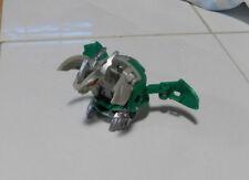 BAKUGAN Mechtanium Bakumutant Gray Green Ventus  MERCURY DRAGONOID w/Diecast