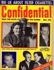 Confidential Mar 1955 Volume 3 Issue 1