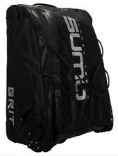 "Grit Inc GT4 Sumo Hockey Goalie Tower 36"" Wheeled Equipment Bag Black GT4-036-B"