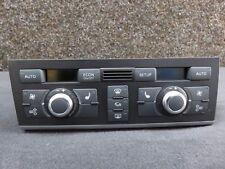 Audi A6 4F Klimabedienteil SHZ schwarz Klimatronic PLUS 4F1820043AC 4F0910043 GM