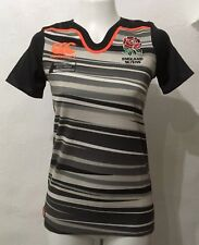 ENGLAND RUGBY 2017 S/S 7'S  ALT PRO JERSEY BY CANTERBURY SIZE 6 YEARS BRAND NEW