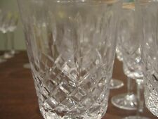 """ROGASKA ERIN 7 WINE GLASSES 6 5/8"""""""