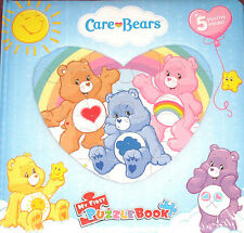 Care Bears My First Puzzle Book Includes 5 Puzzles Brand New in Package RARE