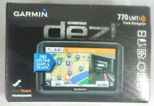 Garmin Dezl 770LMTHD Truck Navigator GPS