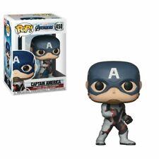 Funko Pop Marvel's Avengers End Game Captain America Figurine