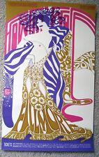 1967 HOWLIN WOLF COUNTRY JOE BILL GRAHAM FILLMORE POSTER BG 59 1ST MINT