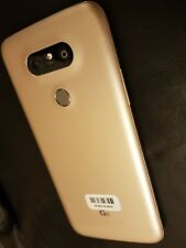 LG G5 H840 64GB Gold Smartphone Dual camera under warranty Android 7.0