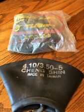 Pair of 4.10 x 3.50-5 Inner Tubes  with L Valve Stem NOS Go-Carts Cheng Shin