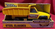 Tonka Steel Quarry Dump Truck