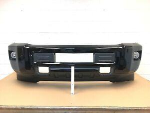2015-2019 chevy silverado 2500-3500 front bumper with sensors (black color) #23