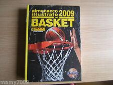 ALMANACCO ILLUSTRATO DEL BASKET 2009=PANINI EDITORE=SIGILLATO