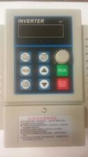 New AT variable frequency inverter converter vfd 220V 3PH ac 0.75KW 1HP