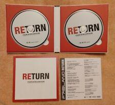 Return by FTIsland 3rd Mini Album KPop Korean (CD+DVD) w/ Photobook and Lyrics