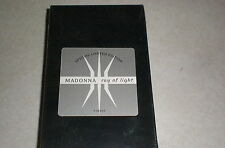 Madonna VHS Ray Of Light LIMITED NEW
