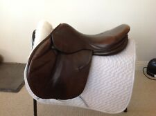 Stubben Zaria Close Contact Jumping  Saddle 29 with Biomex Seat