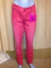Damen Jeans Hose rot W 29/32 Gr. ca. 38/40 von Daniela Katzenberger * Neu *