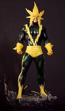 Bowen Designs Marvel Comics Spider-man Night Green Electro Exclusive Statue .