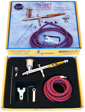 Paasche Airbrush Talon Double Action Internal Mix Gravity Feed Airbrush Set