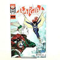Batgirl #18 (vol. 5) COVER B MIDDLETON VARIANT LOW RUN DC NM HTF HARLEY QUINN