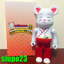 Medicom 400% Bearbrick ~ Sky Tree Lucky Cat Marriage Be@rbrick Priestess