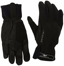 Sealskinz Men'S All Weather Cycle Gloves Black Small Waterproof Gloves