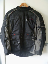 RST Adventure motorcyle jacket and pants