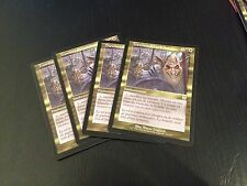 MTG MAGIC APOCALYPSE GOBLIN TRENCHES (FRENCH TRANCHEES DES GOBLINS) NM X4