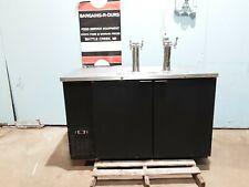 """ Micro Matic Mdd-58 "" Hd Commercial (Nsf) 2 Doors / 2 Towers Beer Kegerator"