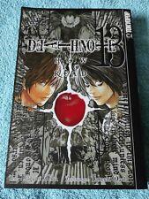 Death Note 13. How to Read von Tsugumi Ohba (2008, Taschenbuch)