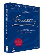 ELISABETH, Das Musical - Live aus Wien (Sammler Edition) 3 DVDs NEU+OVP