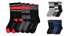Tommy Hilfiger Cushion Crew Socks 3 Pairs, Fit Men's Shoe Size 6-12