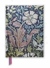 COMPTON WALLPAPER BY WILLIAM MORRIS FOILED NOTEBOOK
