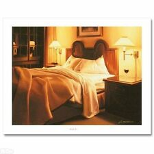 Carrie Graber   Spanish Inn  Limited Edition  Canvas   Signed Numbered  COA