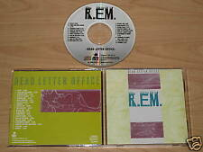 R.E.M./DEAD LETTER OFFICE (70054/DX 1541) CD ALBUM