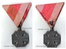 AUStria Kaiser Karl Cross Troops 1917 MKT Austrian Medal Decoration WW1 1914 18