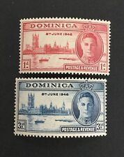 Dominica Victory 1946 MH