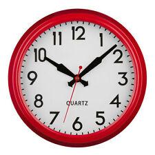 Premier Housewares Living Room Metal Wall Clocks