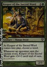 4x Keeper of the Sacred Word // Presque comme neuf // Unhinged // Engl. // Magic Gathering