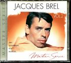 JACQUES BREL - MASTER SERIE VOL.2 - BEST OF CD ALBUM [97]