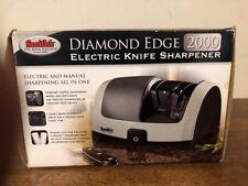 New listing Smith'S Electric Knife Sharpener -Diamond Edge 2000 #50138