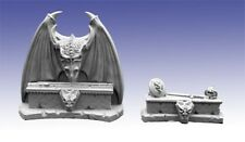 Scotia Grendel 25mm Miniature Dragon Altar works with Dwarven Forge D&D