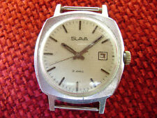 "Montre Russe Sovietique ""SLAVA"""