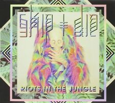 SKIP & DIE - RIOTS IN THE JUNGLE  CD NEW+