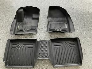 Husky Liners WeatherBeater Floor Mat Liners for Ford Flex & Lincoln MKT