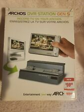 Archos DVR Station Gen 5 for 405, 605, and 705 Players