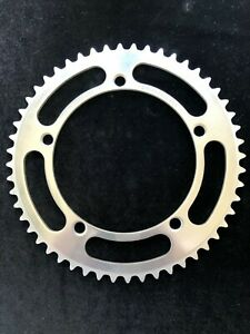 Old School NOS Sugino Mighty Competition 52t Chainring Vintage 144bcd