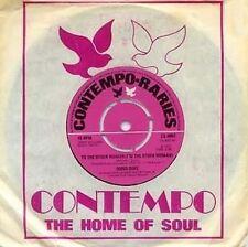 NORTHERN SOUL - DORIS DUKE - FEET.. - CONTEMPO - UK 45