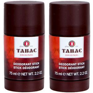 2 X Tabac Original Déodorant Bâton 75 ML